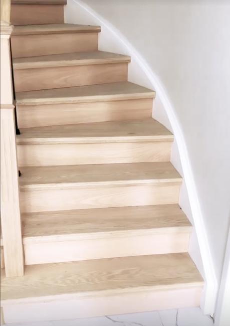 Stairs Renovation Natural Oak
